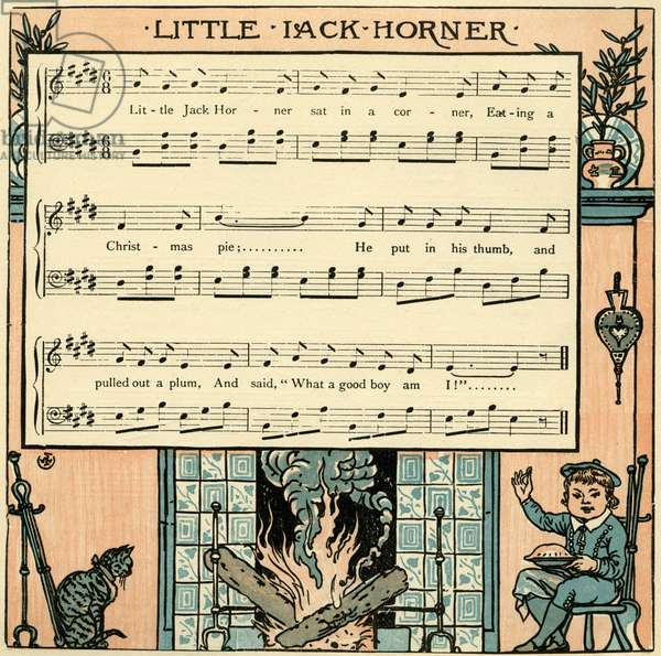 Little Jack Horner
