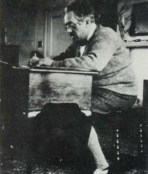 Frank Bridge  composing
