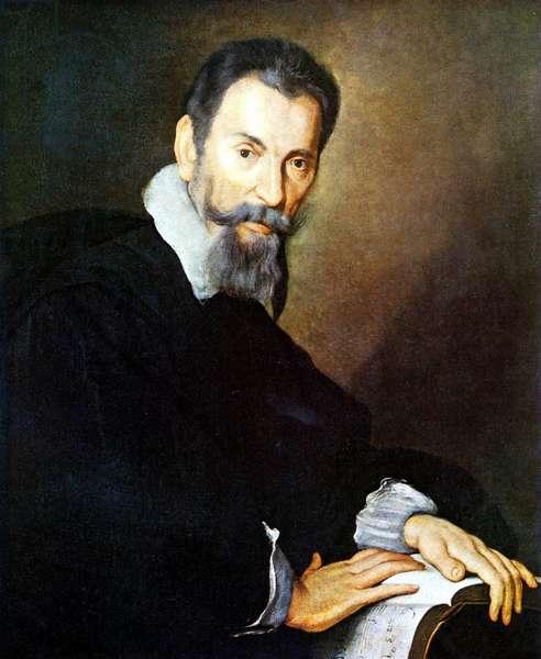 Claudio Monteverdi by Strozzi