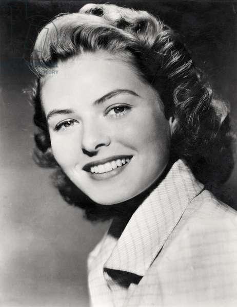 Ingrid Bergman - Swedish