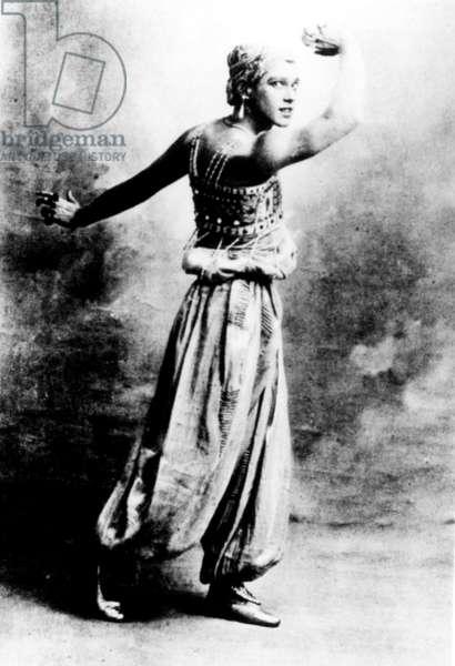 Vaslav Nijinsky - dances