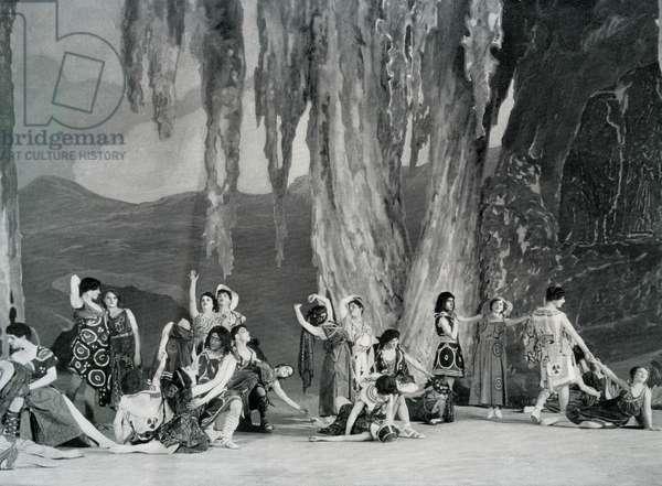 Narcisse - Ballet Russes