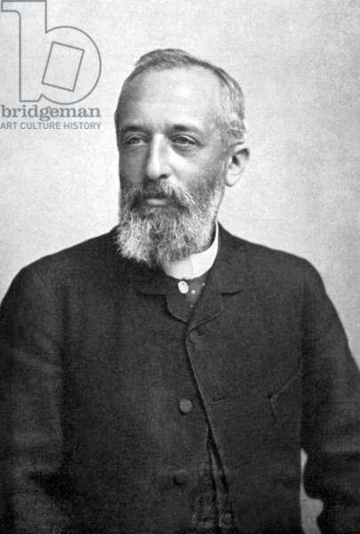 Hermann Levi Portrait of