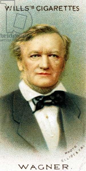 Richard Wagner Portrait on