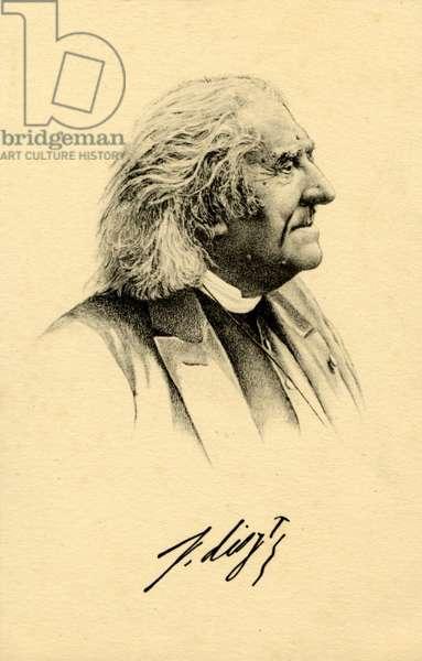 Franz Liszt old