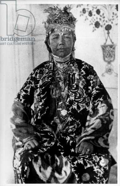 KOKAND 1913 (Bukhara) Female
