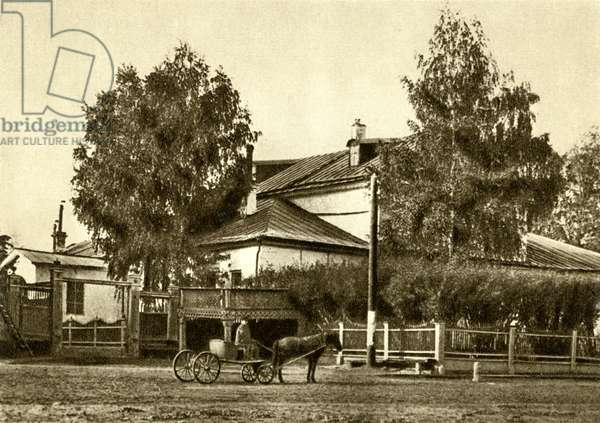 Piotr Tchaikovsky 's birthplace in Votinsk, Russia