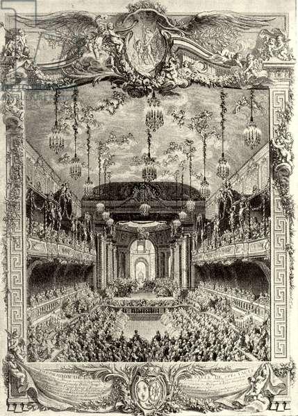 Rameau - Princess of Navarre 1745