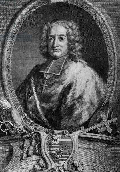Leopold Anton Freiherr von Firmian
