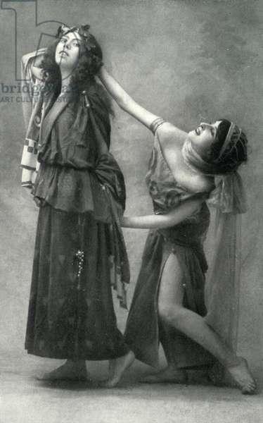 Narcisse / Narcissus  - Ballet Russes
