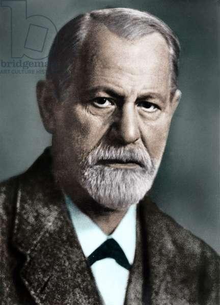 Sigmund Freud founder of