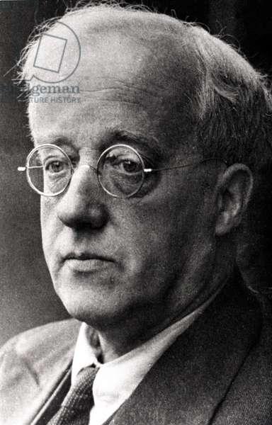 Gustav HOLST in 1933