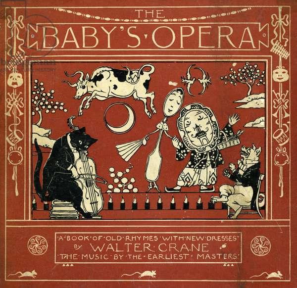 The Baby's Opera by Walter Crane