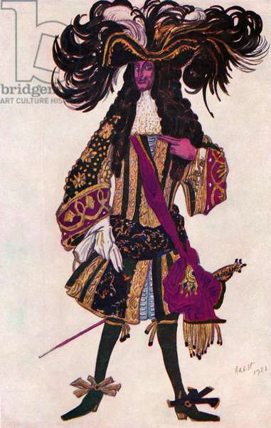 Costume for The Dignitaries