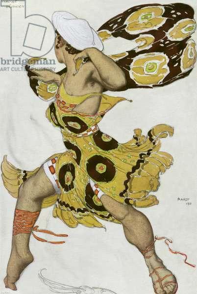 Costume design for Narcisse