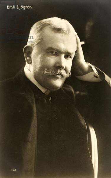 SJÖGREN Emil Swedish Composer