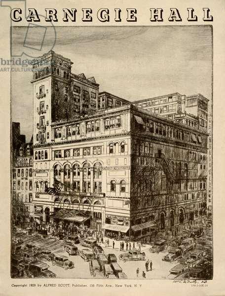 NEW YORK - Carnegie