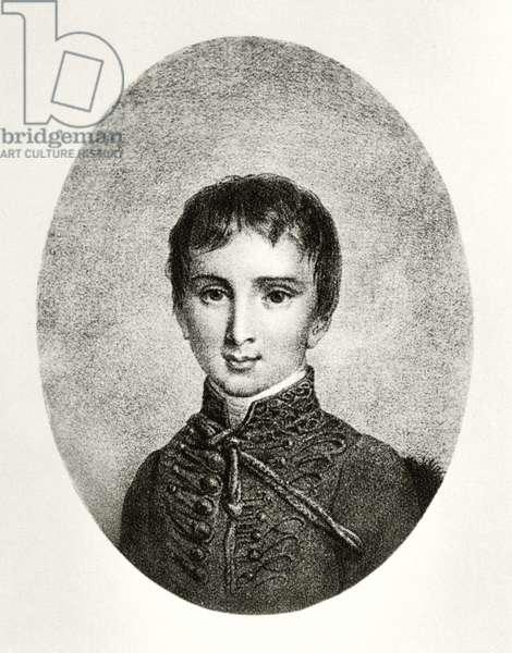 Franz Liszt as a