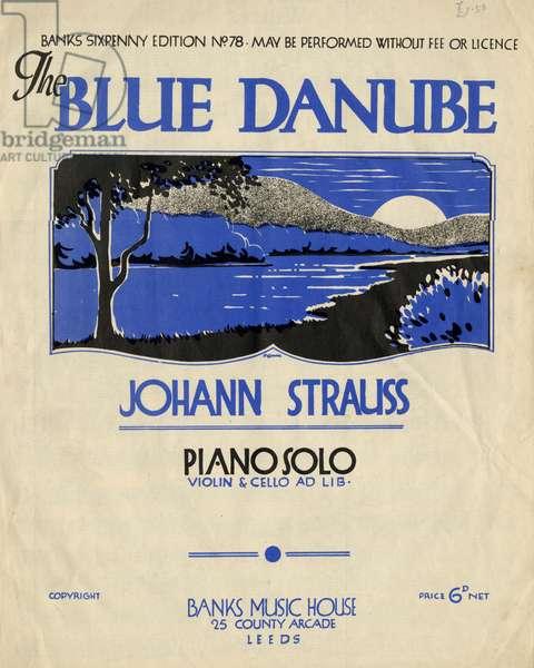 Blue Danube front
