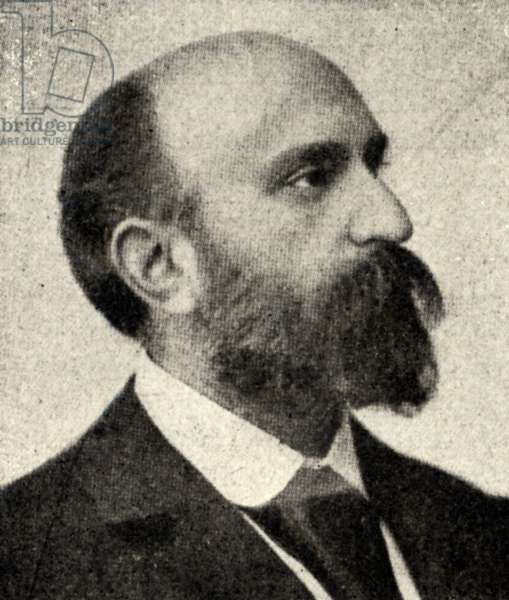 CHAUSSON Ernest French composer