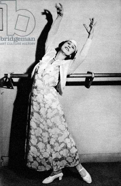 Mathilde Kschessinska c.1936