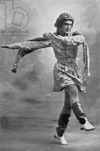 Vaslav Nijinsky - in