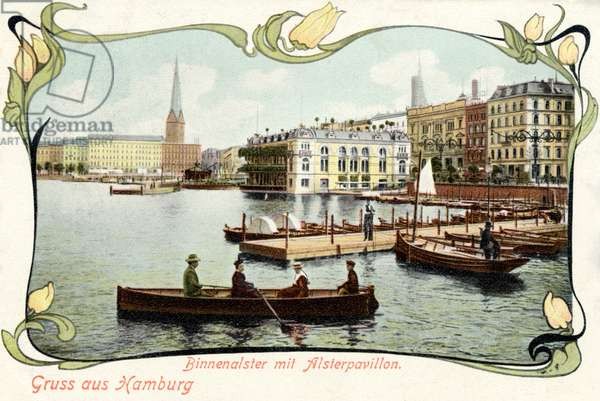 HAMBURG - Port Scene