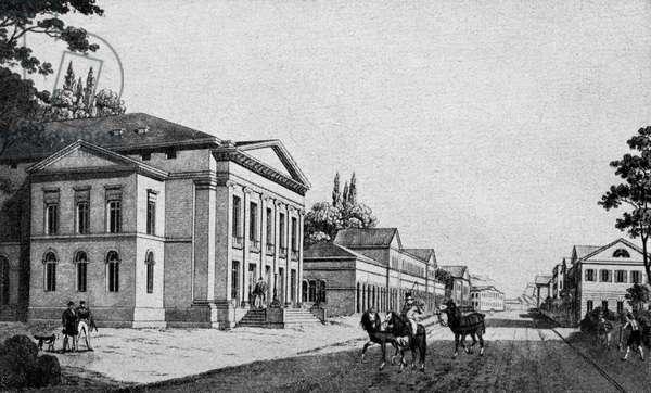 Meiningen Court theatre / Meininger Theater