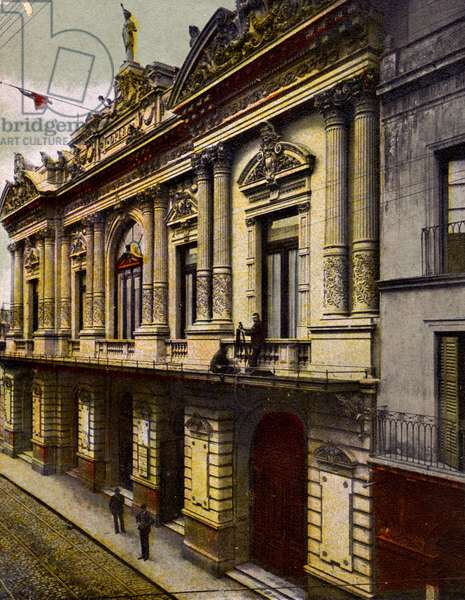 Teatro Colon opera house