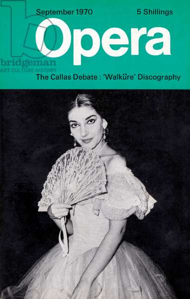 Maria Callas as Violetta
