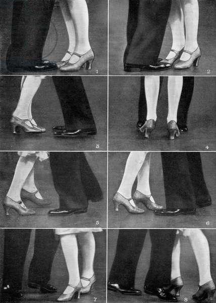 Black Bottom dance steps