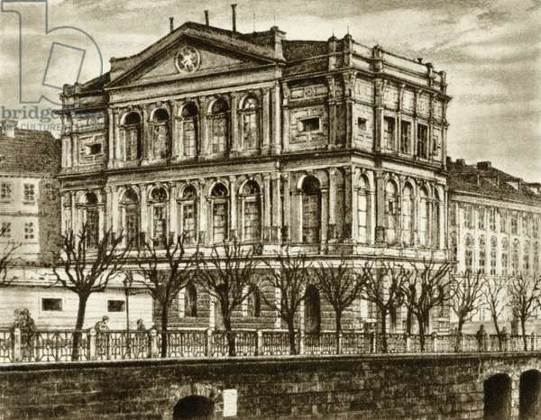 Prague Provisional Theatre also