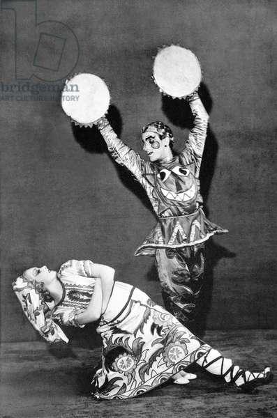 Le Soleil de Minuit ballet composed by Rimsky Korsakov