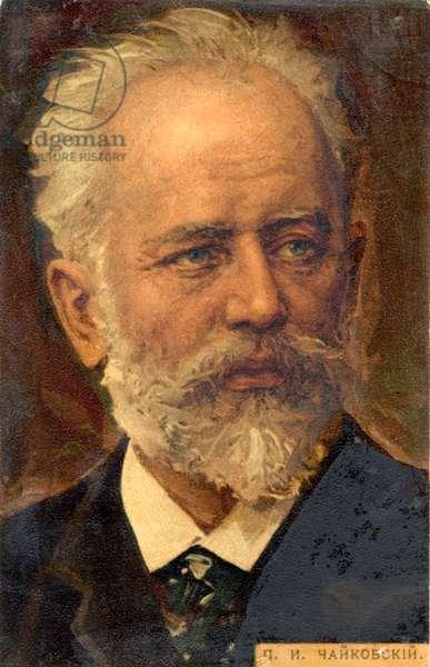 Pyotr Ilyich Tchaikovsky Russian