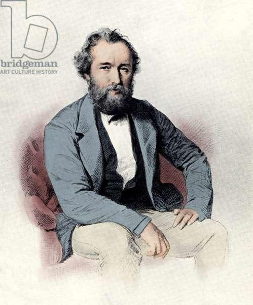 SAX Adolphe - portrait