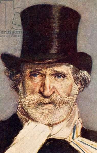 Giuseppe Verdi on 9