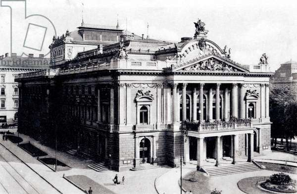 Czech National Theatre in