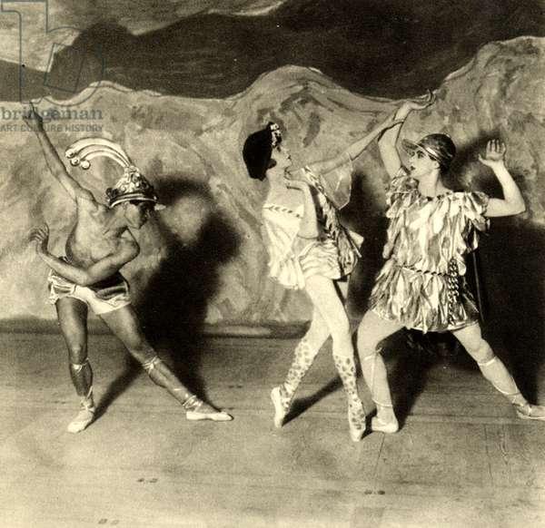 Vladimir Dukelsky's ballet 'Zephyr