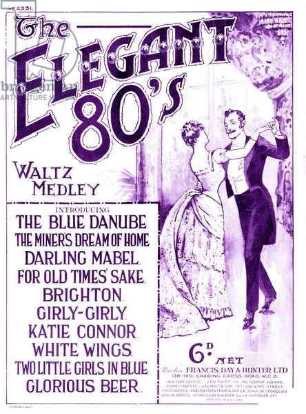 'The Elegant 80's waltz