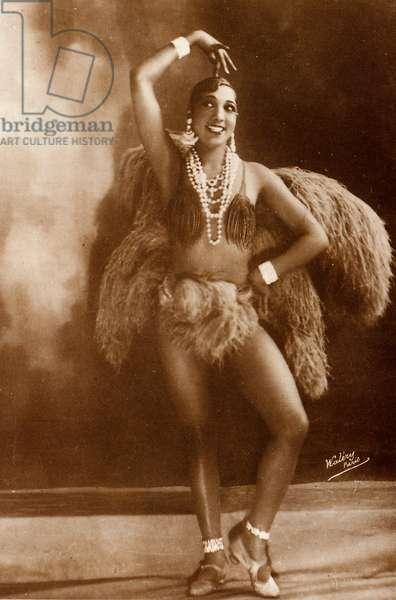 BAKER Josephine - dancing