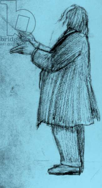 BRAHMS conducting by Willy