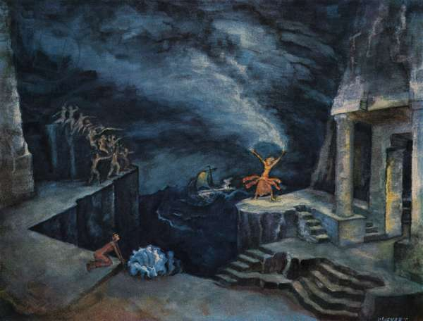 The Egyptian Helen by Richard Strauss