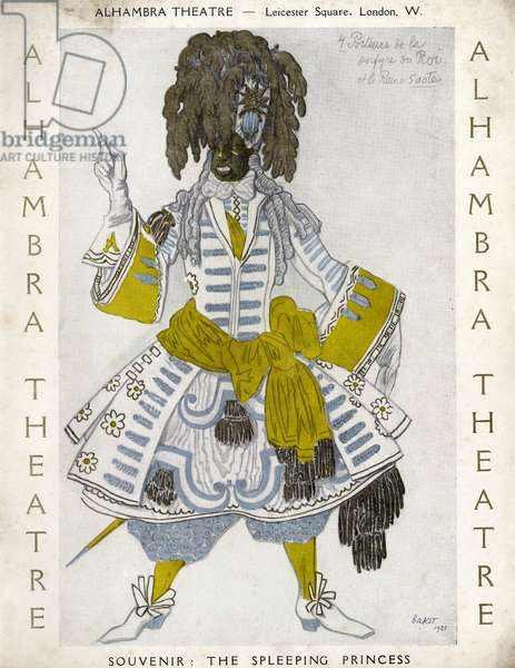 Costume of the negro