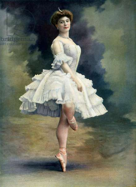 Ballerina Mlle Striscino as