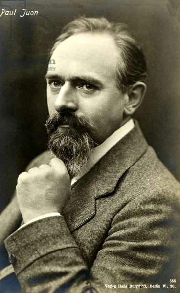 JUON Paul Russian Composer