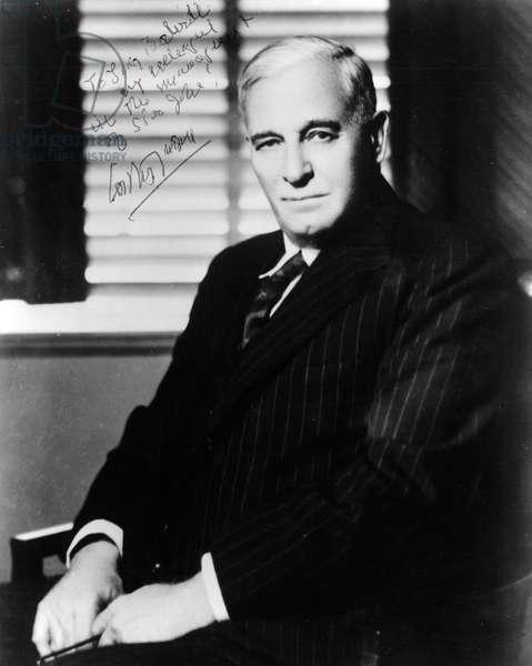 Arthur JUDSON - portrait