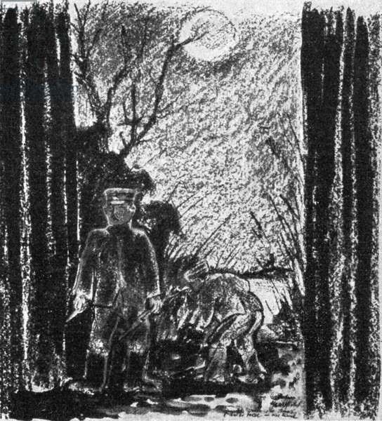 Alban Berg - Wozzeck stage set by John Heartfield