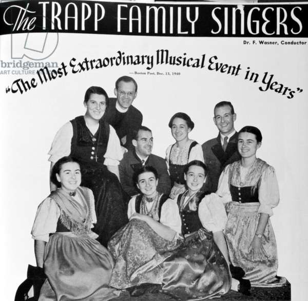 Trapp Family Singers on