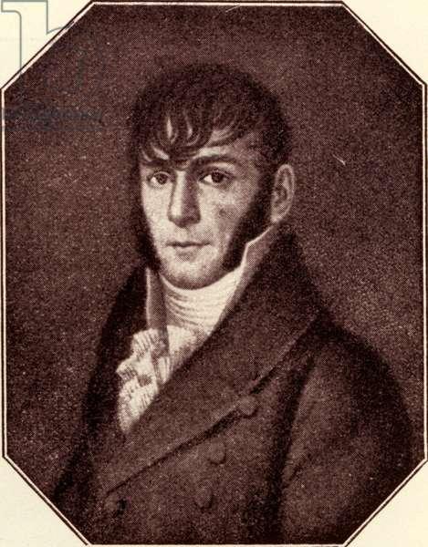 Robert Schumann's father August