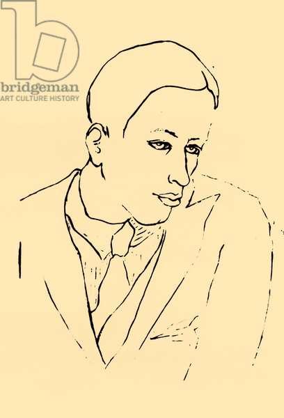 Sergei Sergeyevich Prokofiev as